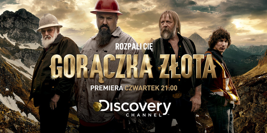 Gold Rush | Discovery Channel + JUST